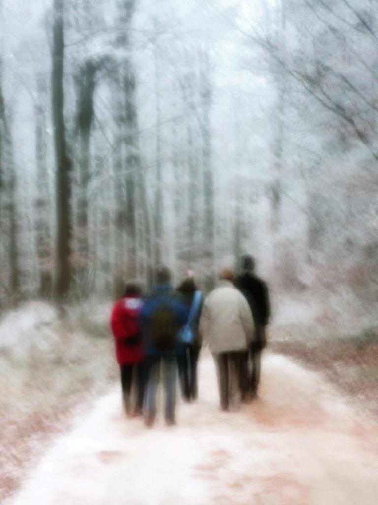 Wanderung im Spessart